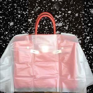 New Hermes Cover Bag Raincoat Purse Protect Birkin